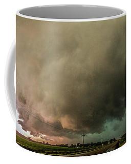Eastern Nebraska Moderate Risk Chase Day 007 Coffee Mug