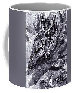 Eastern Screech-owl Coffee Mug