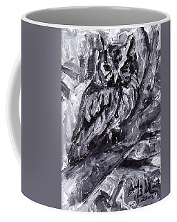 Eastern Screech-owl Coffee Mug