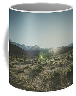 Eastern Sierra Sunset Coffee Mug
