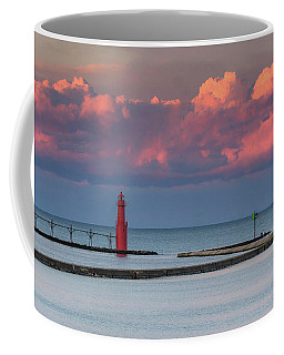 Eastern Sky At Sunset Coffee Mug