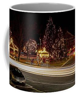 Easthampton Light Trails Coffee Mug