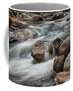 Coffee Mug featuring the photograph Easy Flowing by James BO Insogna