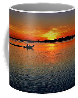 Easy Sunday Sunset Coffee Mug