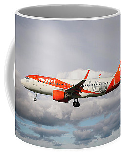 Easyjet Airbus A320-251n Coffee Mug