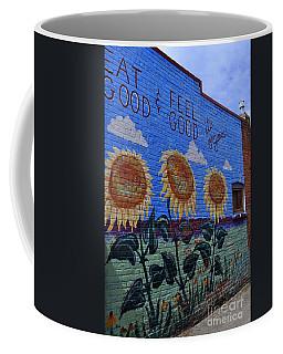 Eat Good/feel Good Coffee Mug