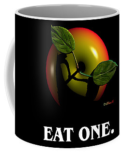 Eat One  Coffee Mug