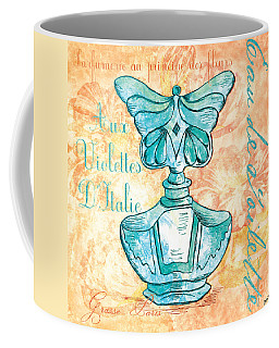 Eau De Toilette Coffee Mug