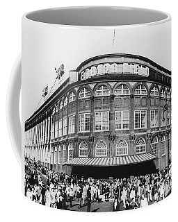 Ebbets Field, Brooklyn, Nyc Coffee Mug