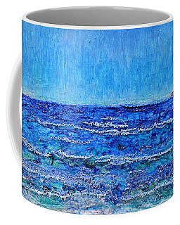 Ebbing Tide Coffee Mug by Regina Valluzzi