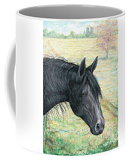 Ebony Coffee Mug