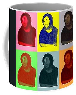 Ecce Mixed Media Coffee Mugs