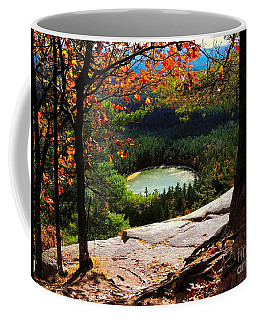 Echo Lake, New Hampshire Coffee Mug