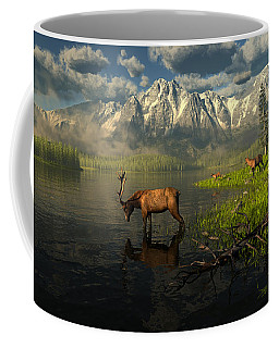 Echoes Of A Lost Frontier Coffee Mug