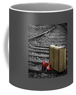 Echoes Of A Past Life Coffee Mug by Patrice Zinck