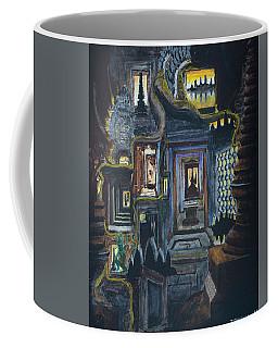 Echoes Of Angkor Wat Coffee Mug