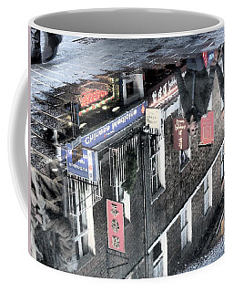 Echoes Of China Coffee Mug