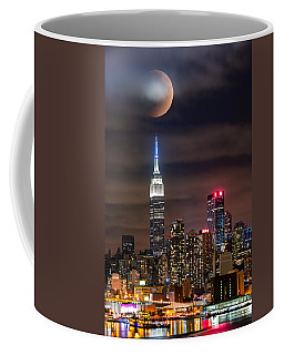 Eclipse Coffee Mug by Mihai Andritoiu