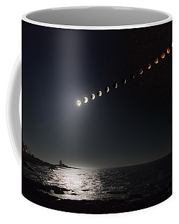 Eclipse Of The Moon Coffee Mug