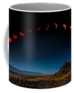 Eclipse Pano Coffee Mug