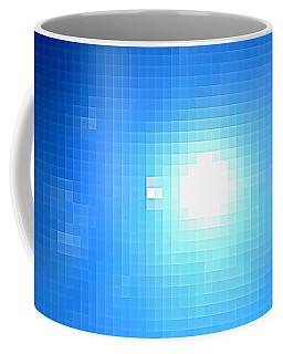 Eclipse Pixelated Plus Coffee Mug