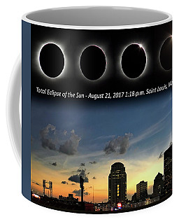 Eclipse - St Louis Coffee Mug