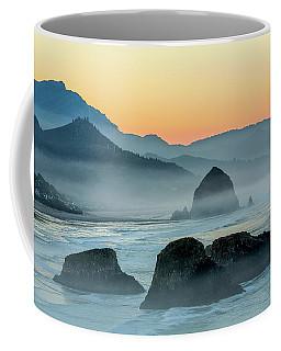 Ecola State Park  Coffee Mug