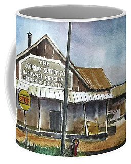 Economy Supply Coffee Mug