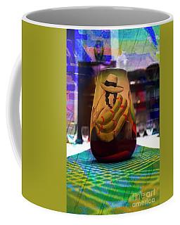 Coffee Mug featuring the photograph Ecuadorian Vase Art by Al Bourassa