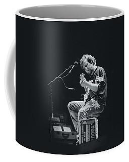 Eddie Vedder Playing Live Coffee Mug