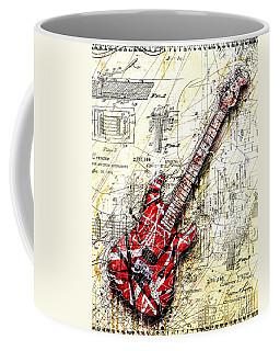 Eddie's Guitar 3 Coffee Mug