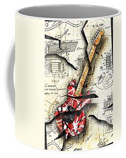 Eddie's Guitar Coffee Mug