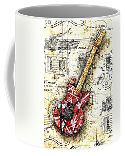 Eddie's Guitar II Coffee Mug