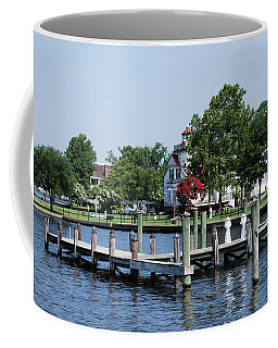 Edenton Waterfront Coffee Mug
