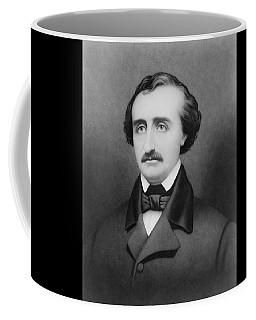 Edgar Allan Poe Portrait Coffee Mug