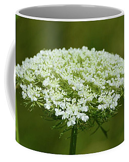 Edge Of Queen Anne's Lace Coffee Mug