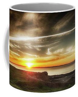 Edge Of The Earth Coffee Mug