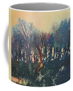 Edge Of The Marsh Coffee Mug