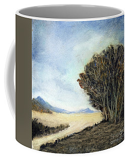 Edge Of The Mohave Coffee Mug