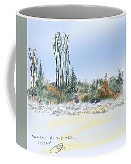 Edge Of The Okefenokee Coffee Mug