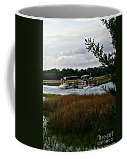 Edge Of The Park Coffee Mug
