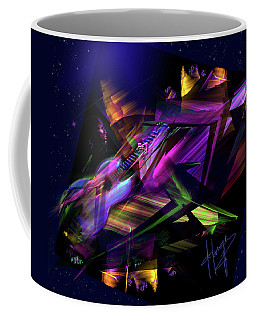 Edge Of The Universe Coffee Mug
