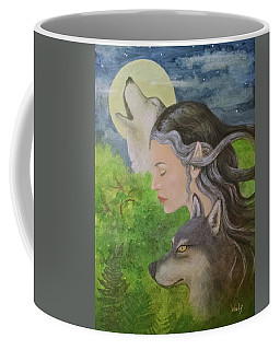 Edge Of The Wild Coffee Mug