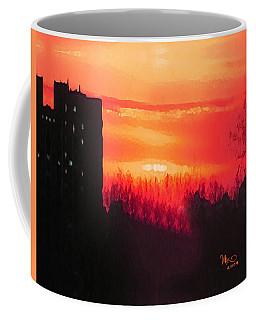 Edge Of Town Coffee Mug