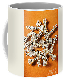 Edge Of Victory Coffee Mug