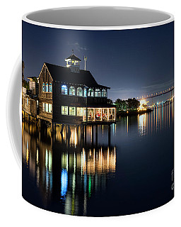Pier Cafe Coffee Mug
