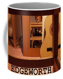 Edgeworth Acoustic Guitar Coffee Mug
