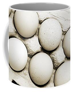 Edgy Farm Fresh Eggs Coffee Mug