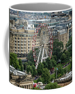 Edinburgh Ferris Wheel Coffee Mug