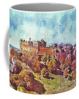 Edinburgh Skyline No 1 Coffee Mug